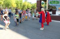 Фотоотчет с детского праздника