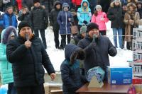 Рождественский розыгрыш 06.01.2017 г.
